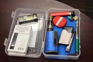 vaping products popular with teens