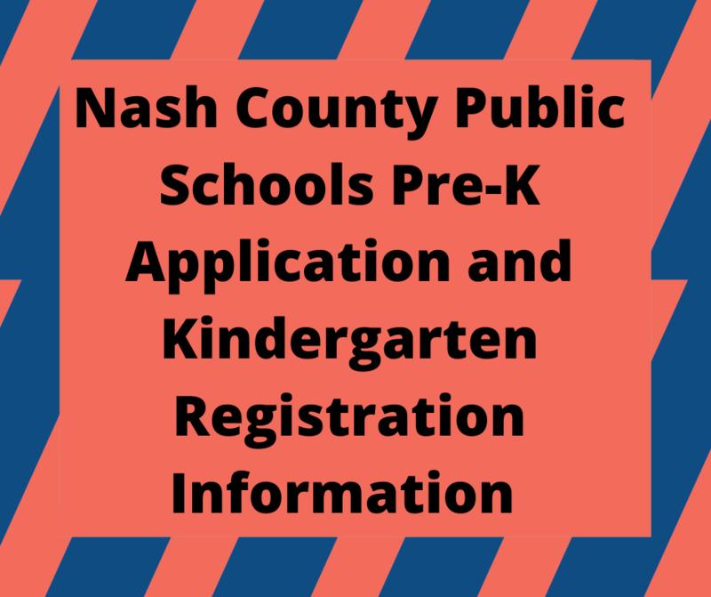 Pre-K Application and Kindergarten Registration