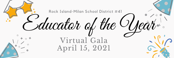 RIMSD#41 Educators of the Year Gala Featured Photo