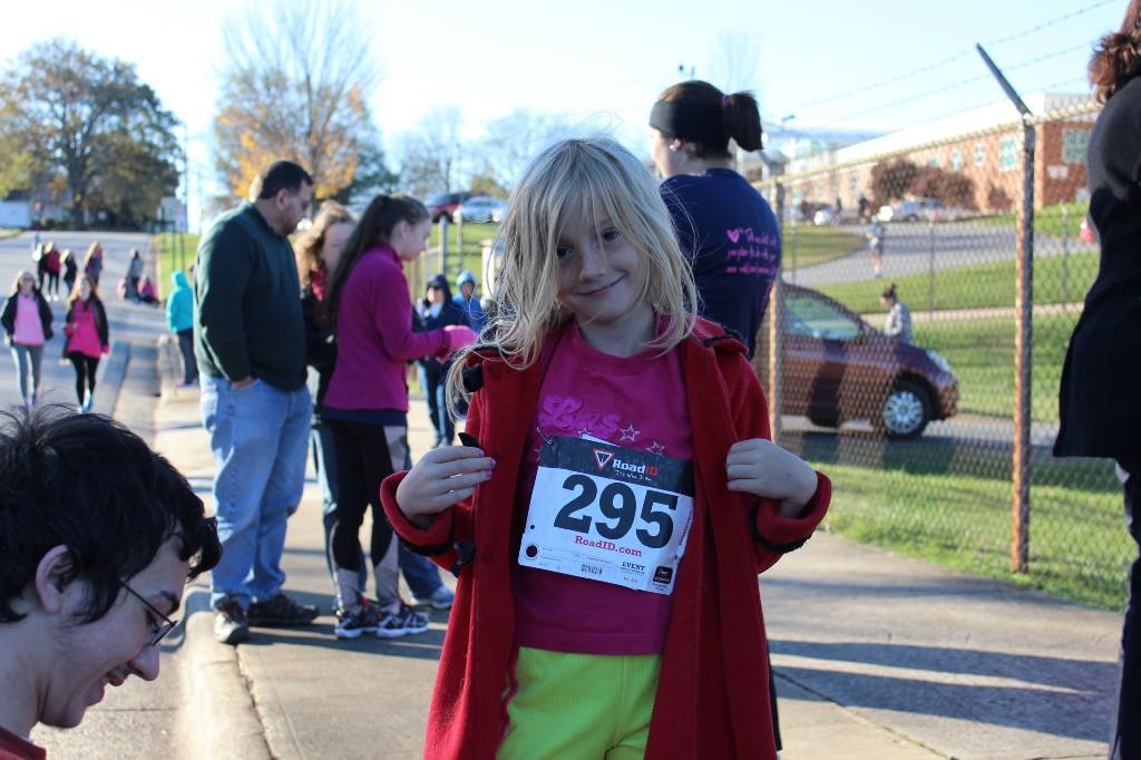 Run for Maggie Participant