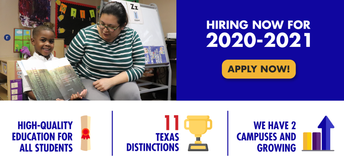 Hiring Now for 2020