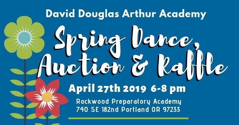 DDAA Spring Dance, Auction & Raffle! April 27th Thumbnail Image