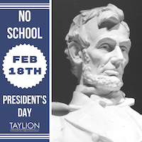 No School on February 18th Featured Photo
