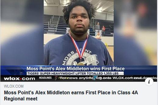 alex middleton