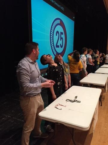 Game Show Friday - Minute to Win It!1
