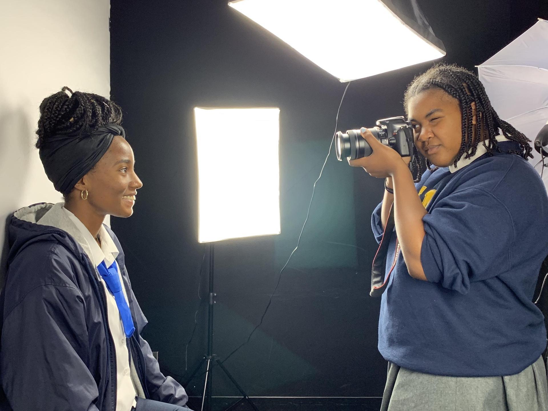 media students