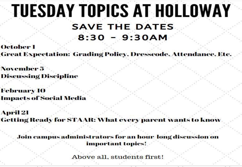 Holloway 6th Grade Home – Holloway 6th Grade School