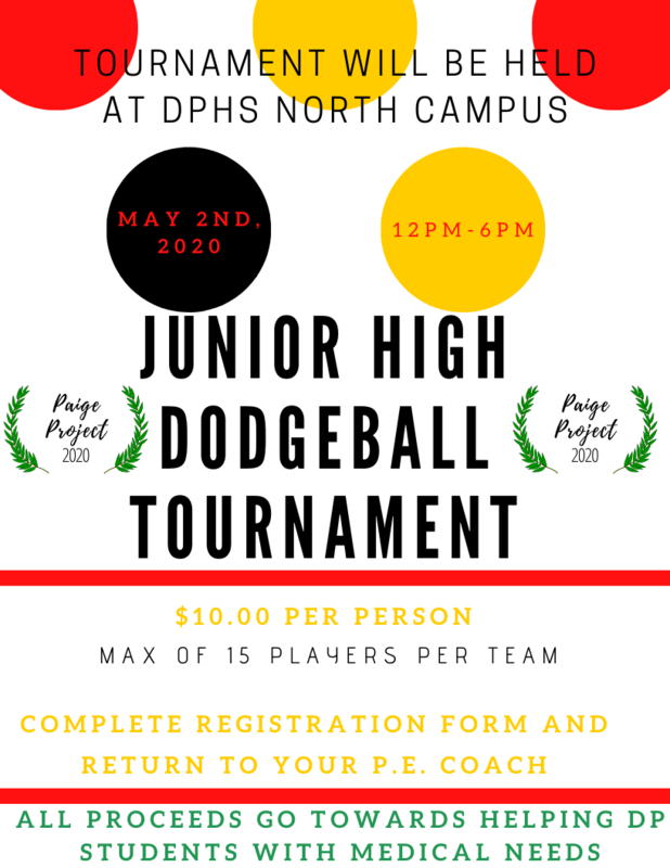 Dodgeball info
