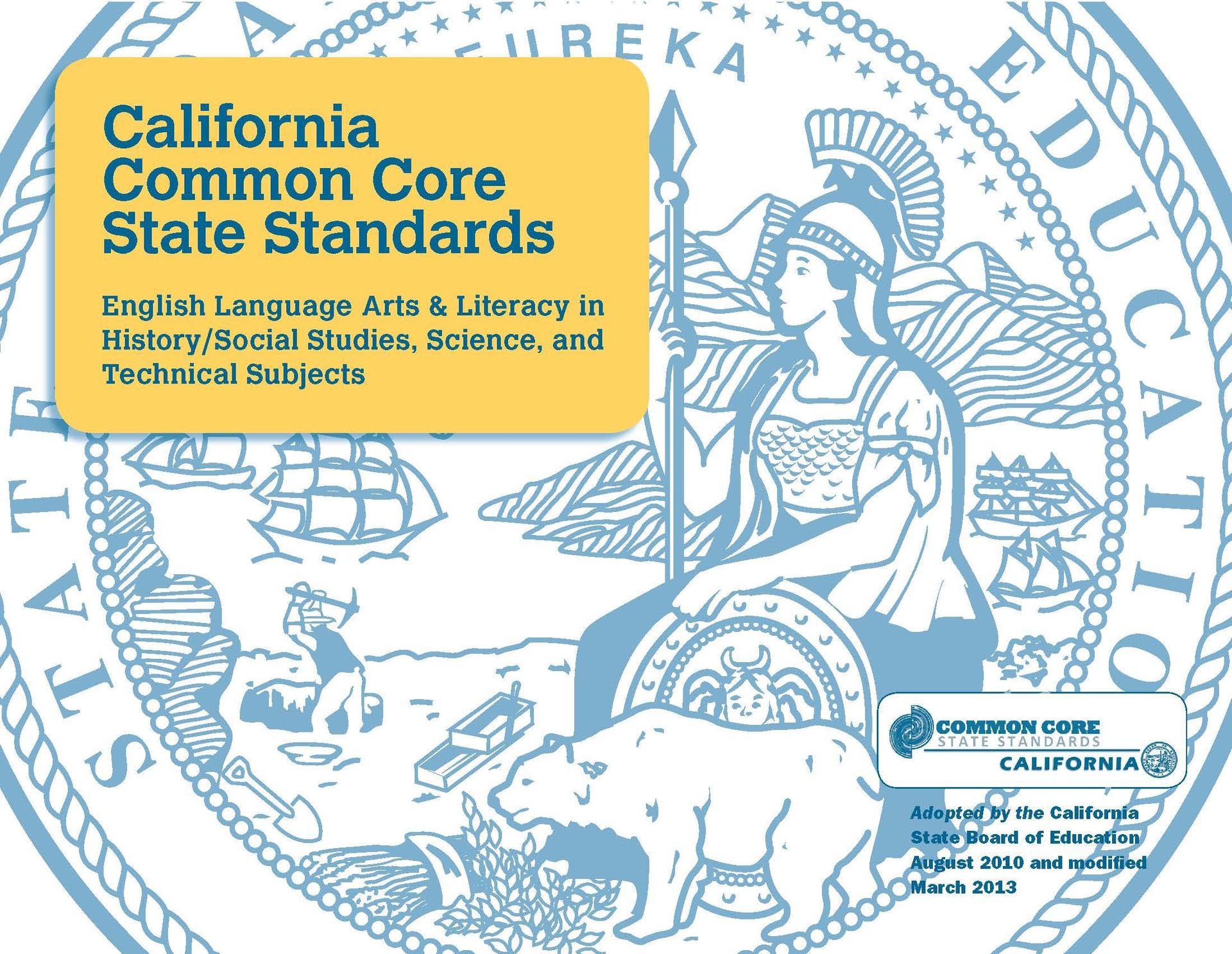 Common Core Standards ELA