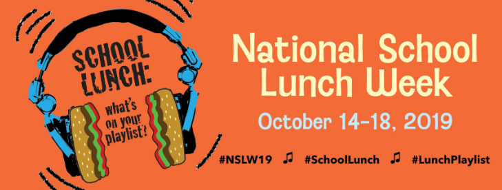 National School Lunch Week Featured Photo