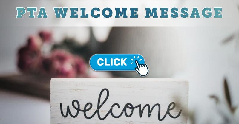 PTA Welcome Message