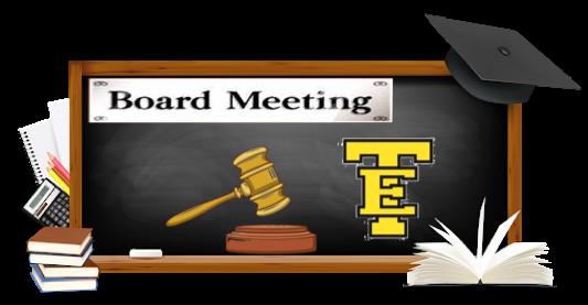 Regular Board Meeting Featured Photo