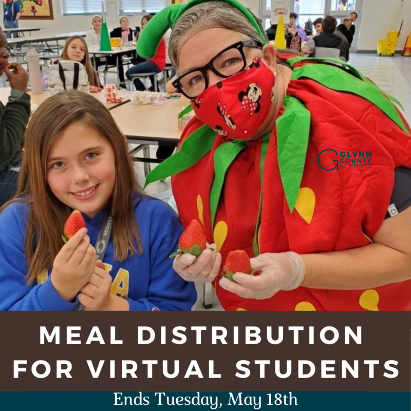 Meal Distribution for Virtual Students Image