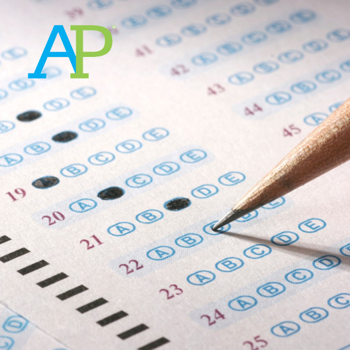 Ap Exams Graphic