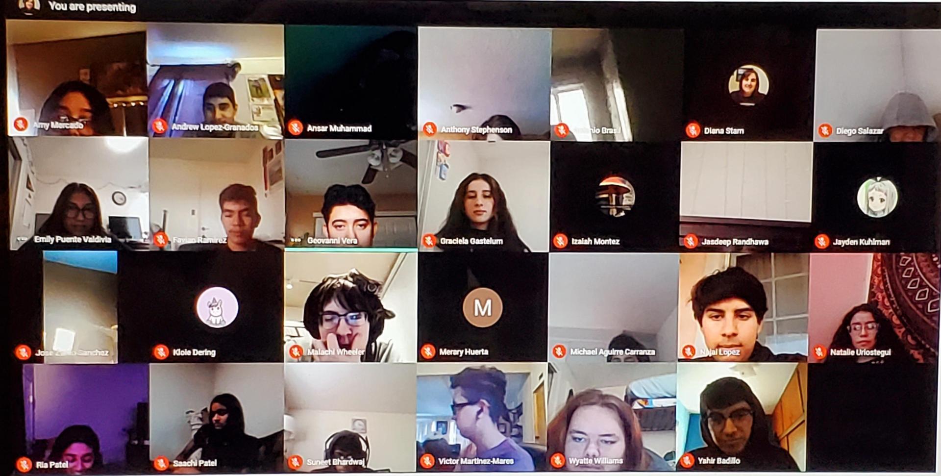 Tech Club December Meeting