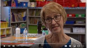 Mrs. Walker Be Kind People Project