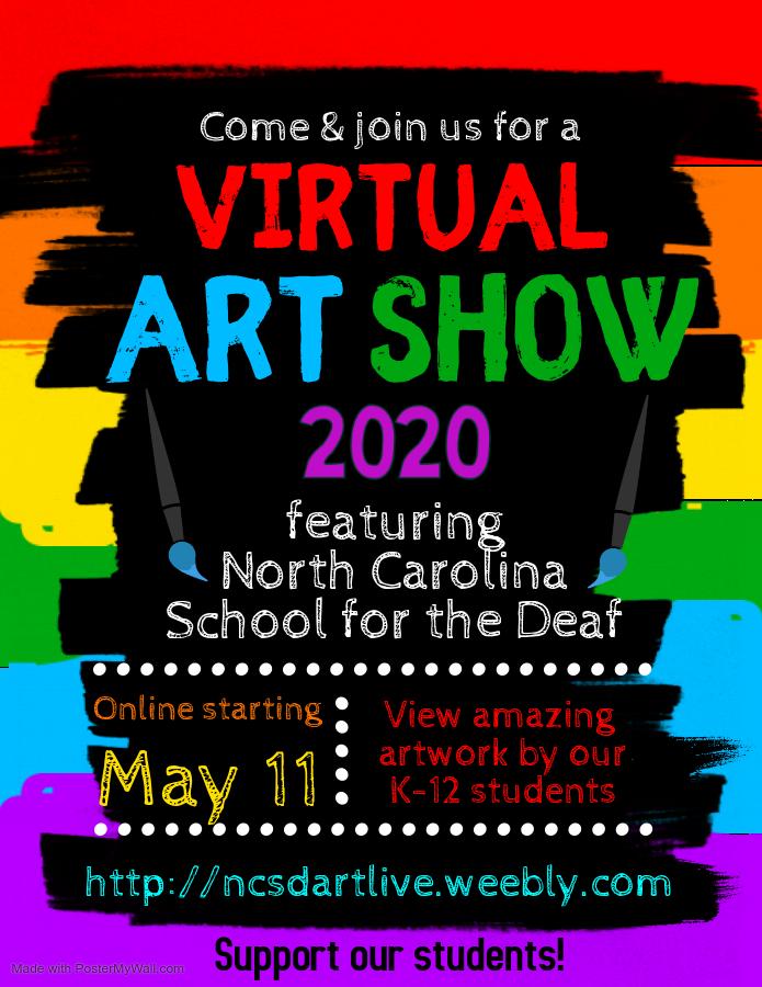 Virtual Art Show 2020