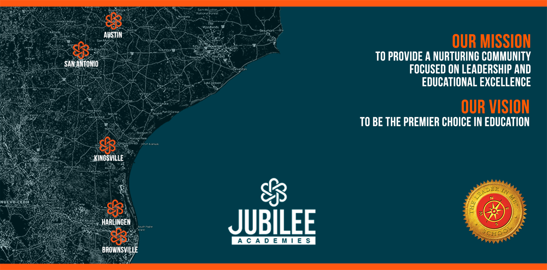 Map of Jubilee Campus