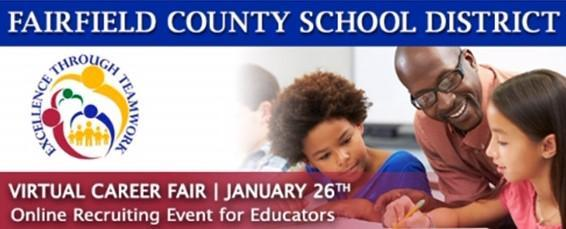 Virtual Recruiting Fair - January 26, 2019 Featured Photo