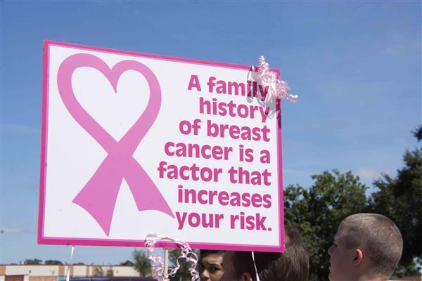 DWJH holds Walk for Breast Cancer Awareness