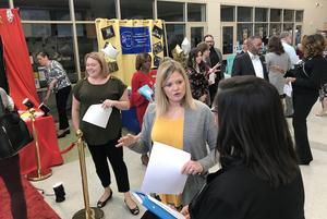 The 2020 Teacher Recruitment Fair is Feb. 8