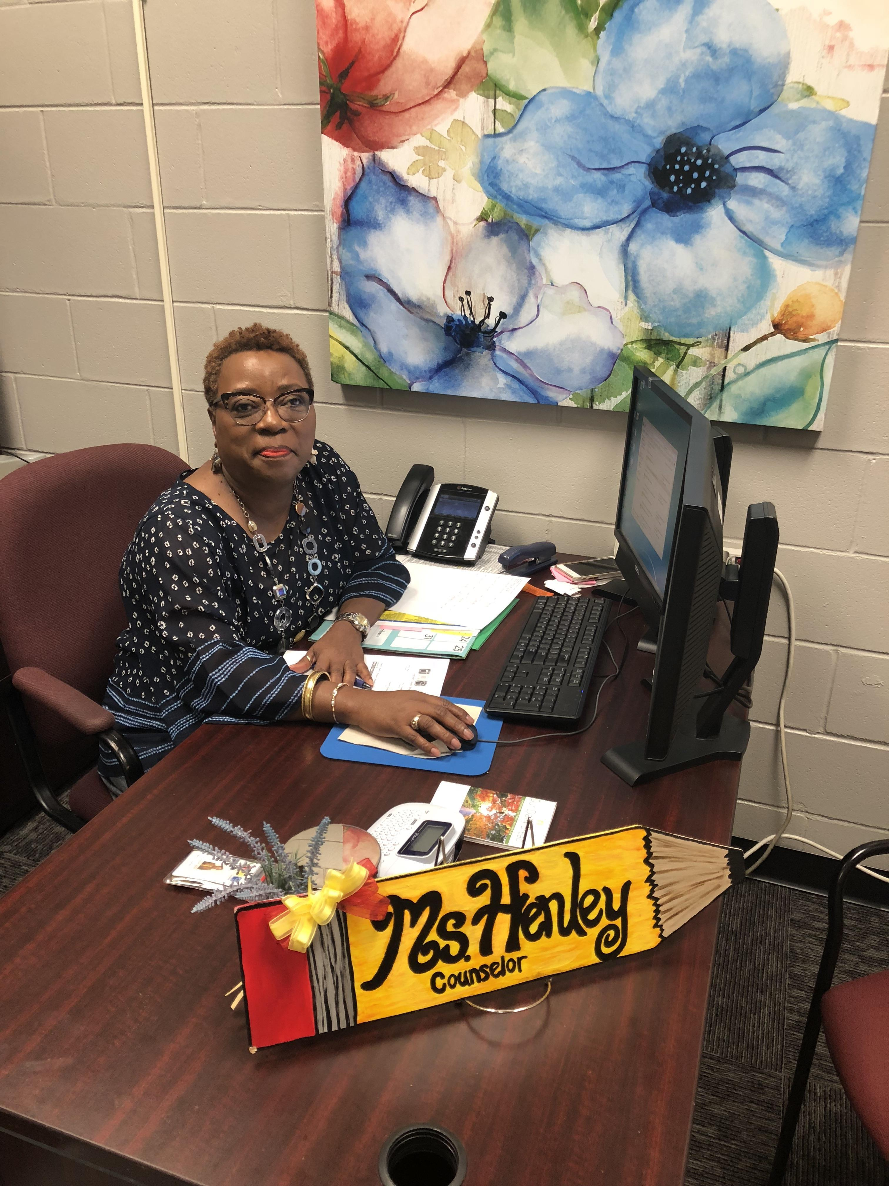 Ms. Henley, Counselor