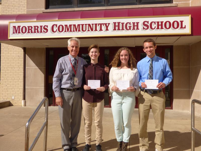 Commended Students in the 2018 National MeritⓇ Scholarship Program Featured Photo