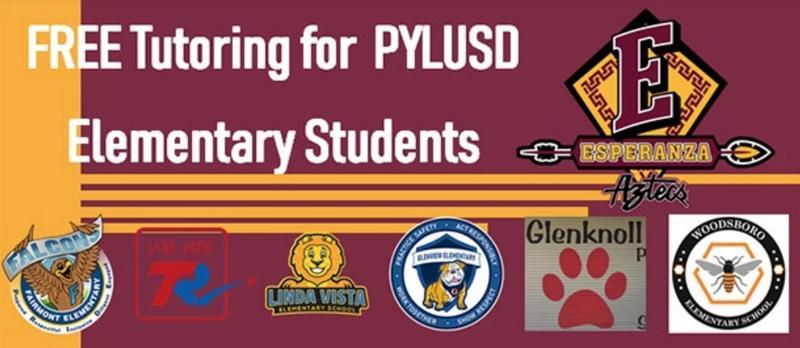 Free Tutoring Available to Linda Vista Students!