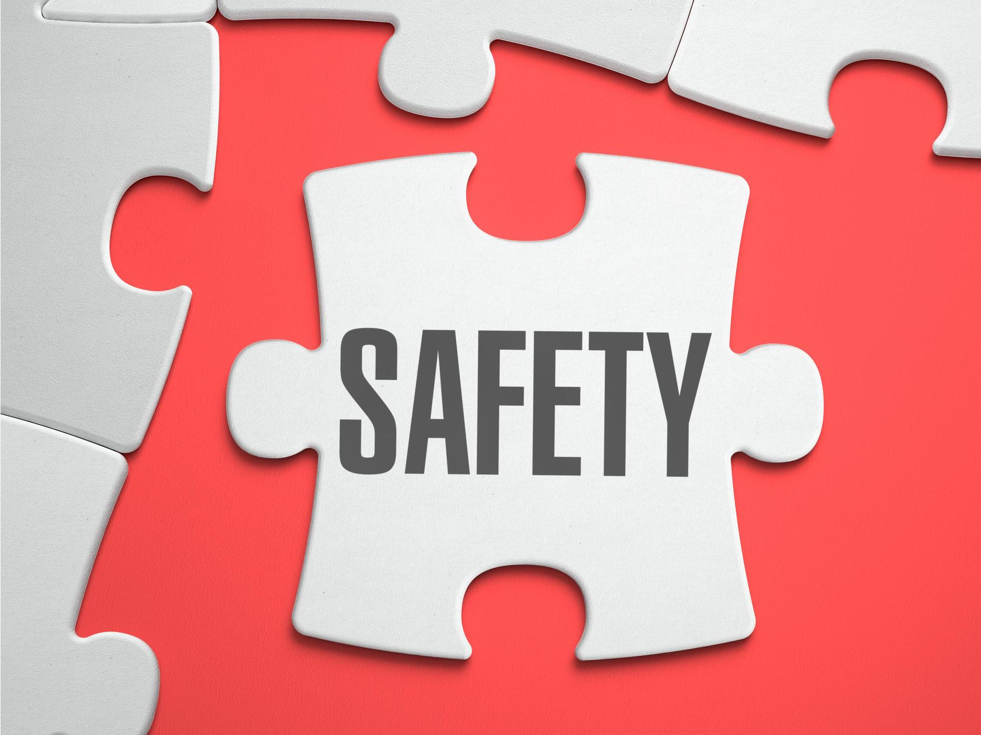safety puzzle piece