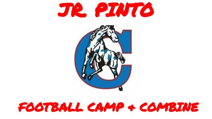 Jr. Pinto Football Camp and Combine Thumbnail Image