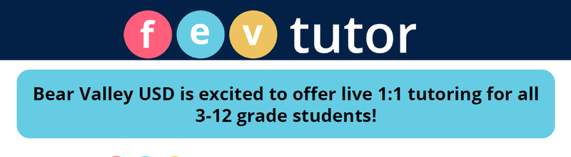 1:1 Online Tutoring for all 3-12 students Featured Photo