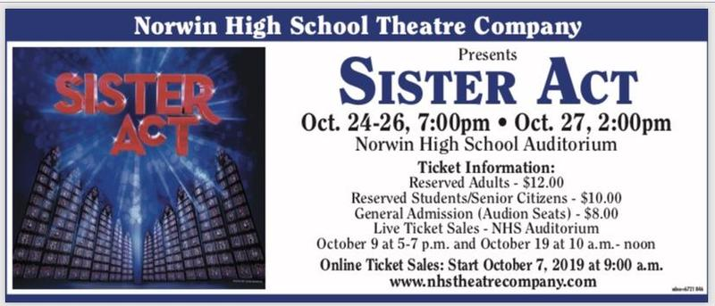 Sister Act, The Musical