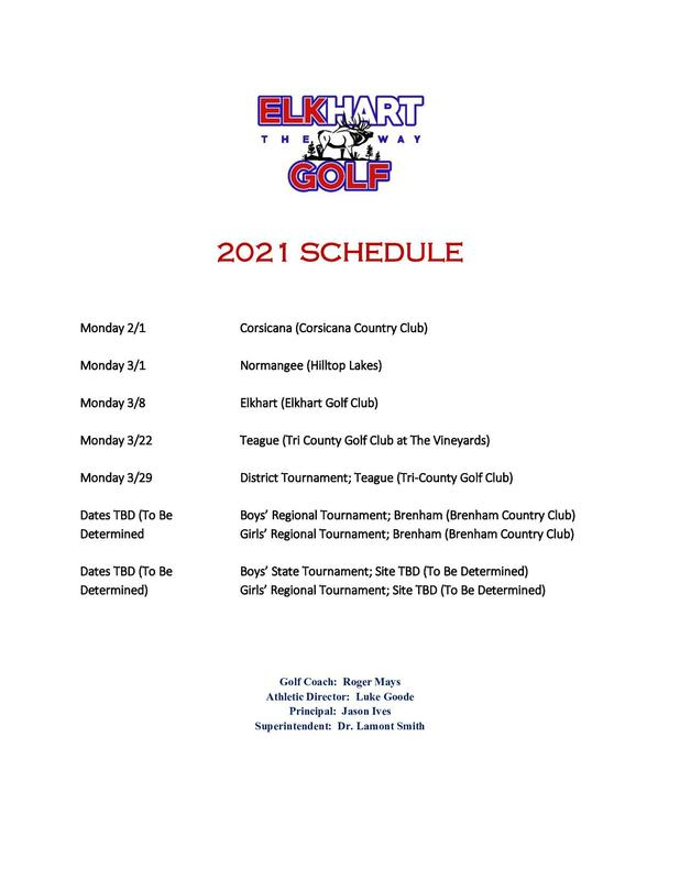 Spring 2021 Sports Schedules Featured Photo