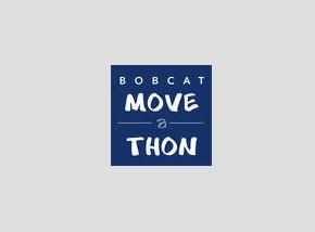Bobcat Move a thon graphic
