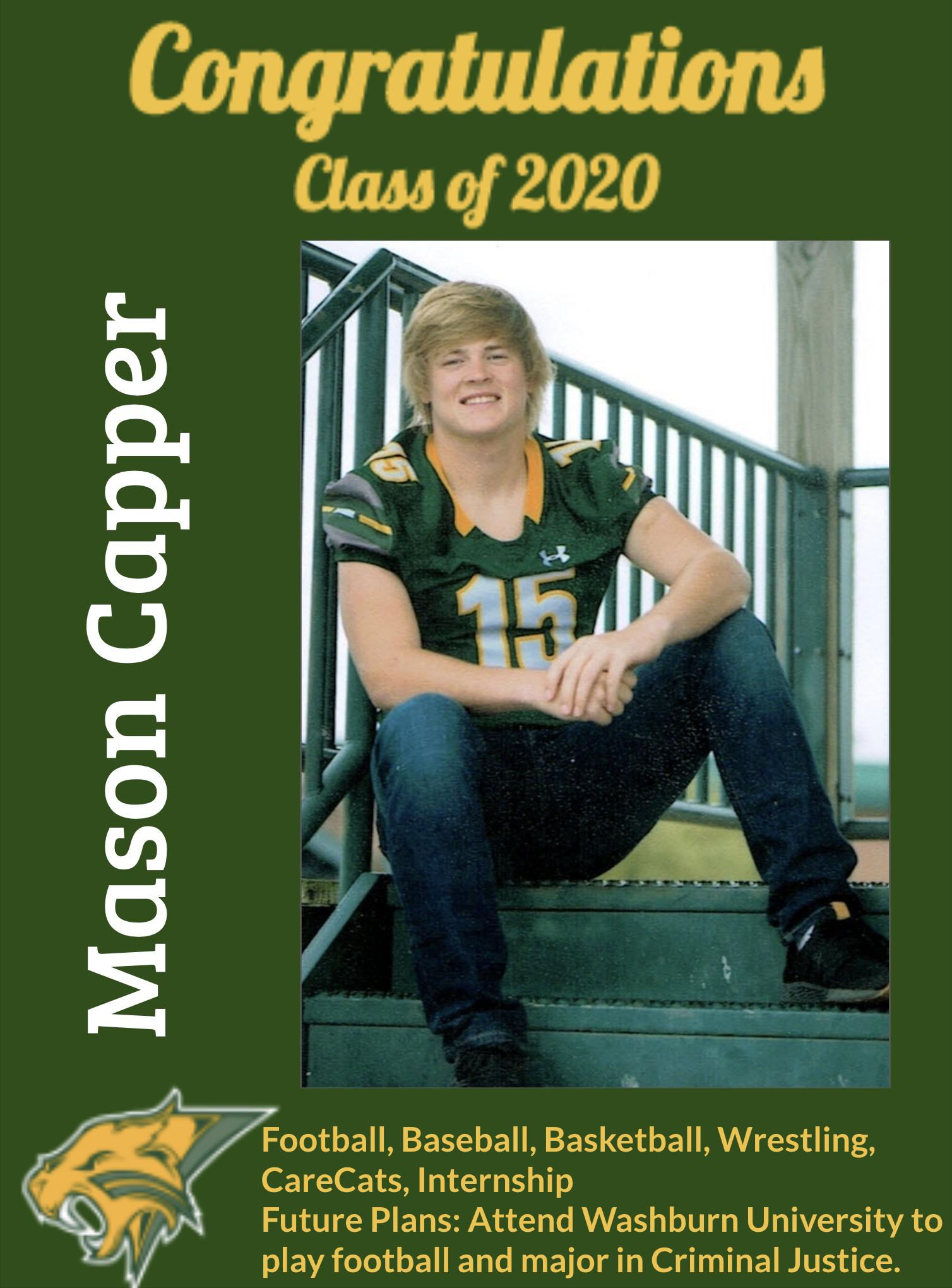 Mason Capper