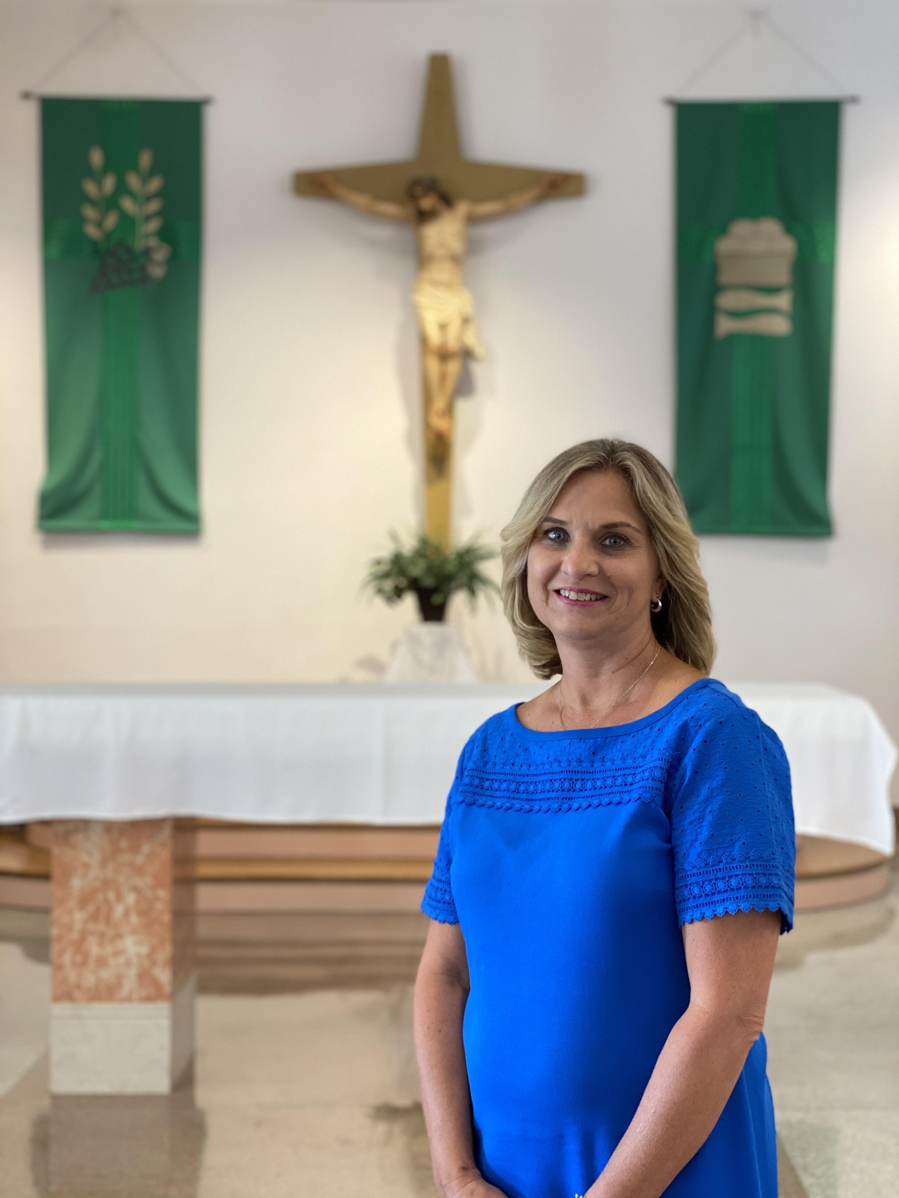 Mrs. Brooks, Head of School