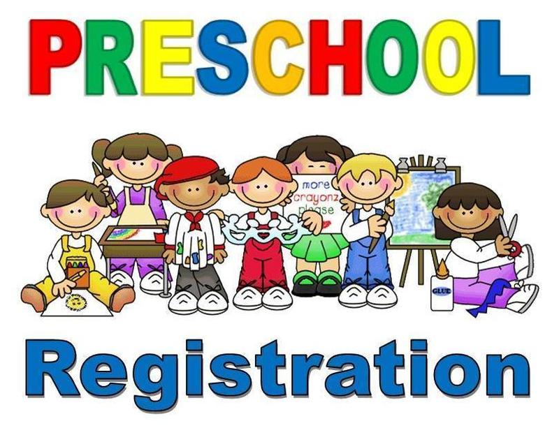 Preschool Registration Begins May 1st Thumbnail Image