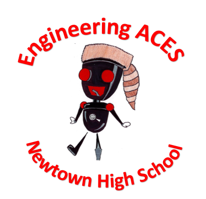 Engineering ACES Robot Logo