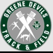 GMS track and field logo