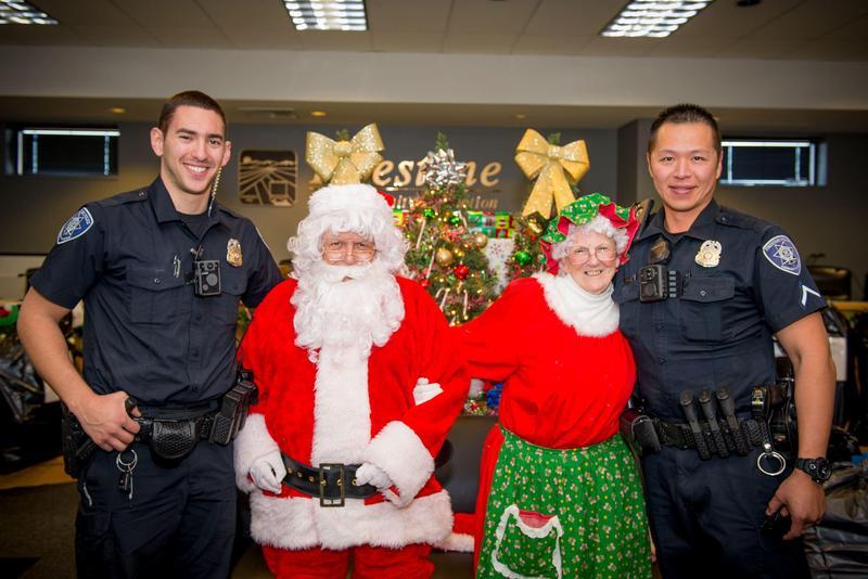 Carbon Valley Santa Cops Featured Photo