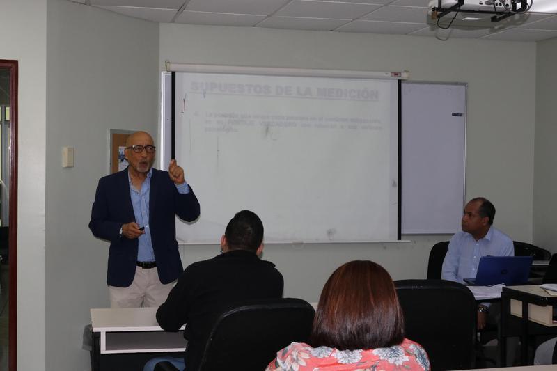 Diplomado Internacional en Construcción de instrumentos de Evaluación Psicométrica Featured Photo
