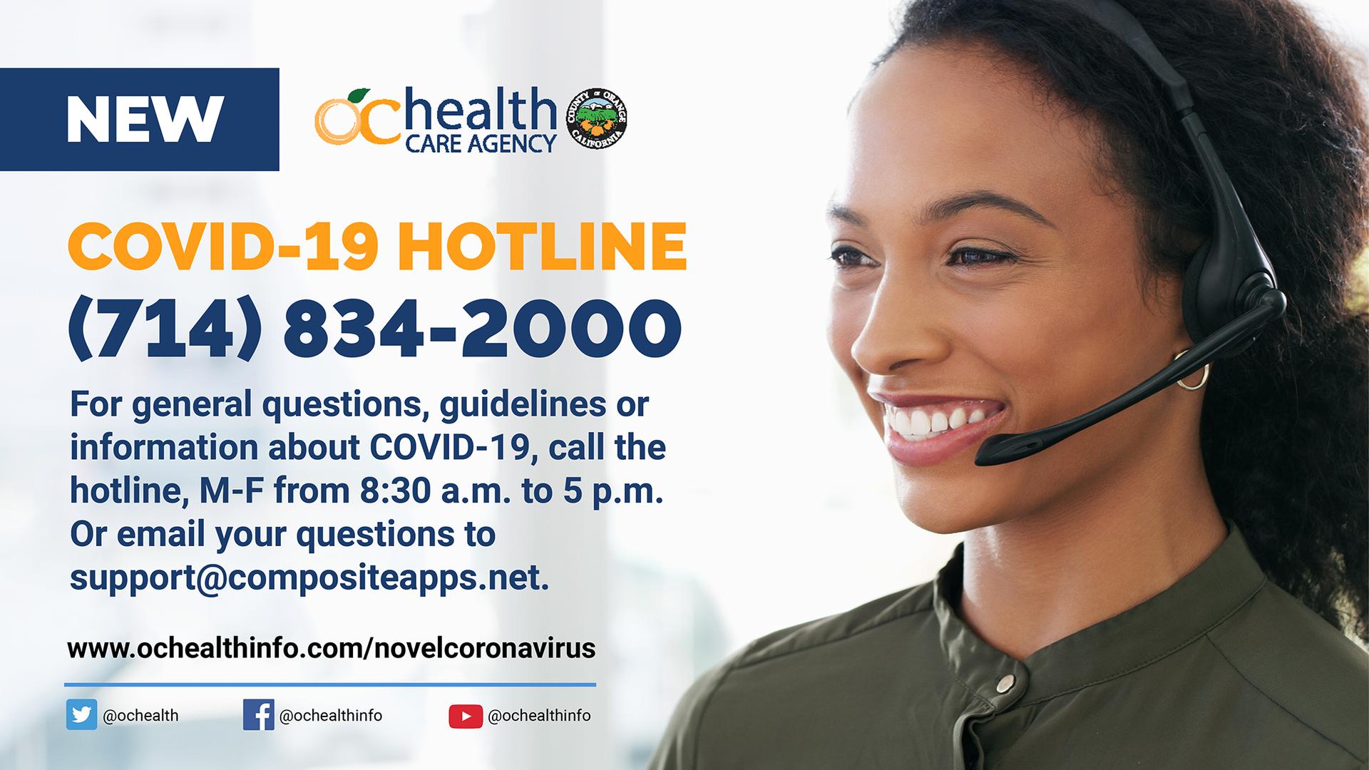 COVID-19 Hotline