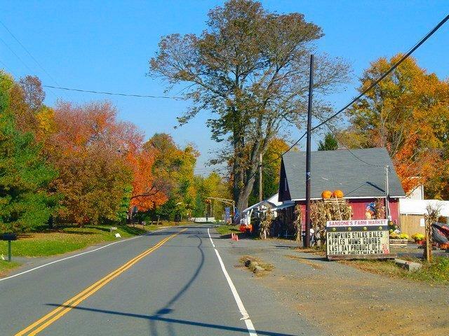 Sansone's Farm Market, Route 518, Hopewell NJ