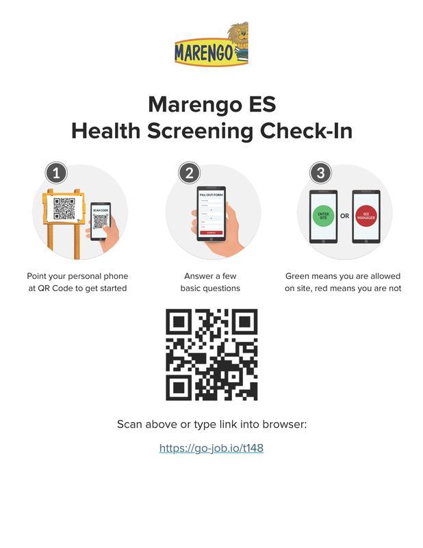 Marengo QR Code