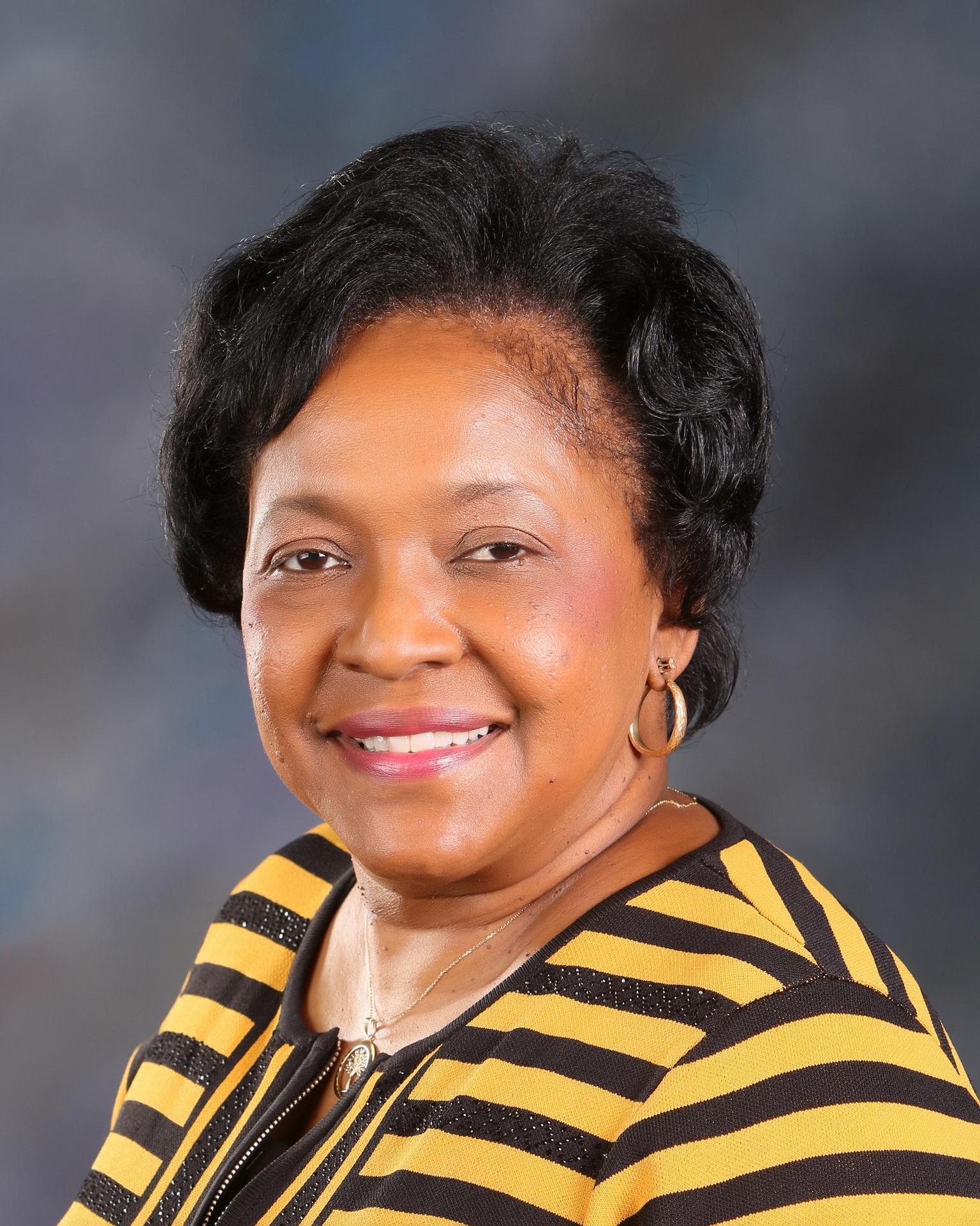 Rose Clark, McComb High School Principal