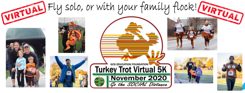 6th Annual GCSEF Turkey Trot 5K to be virtual in 2020 Featured Photo