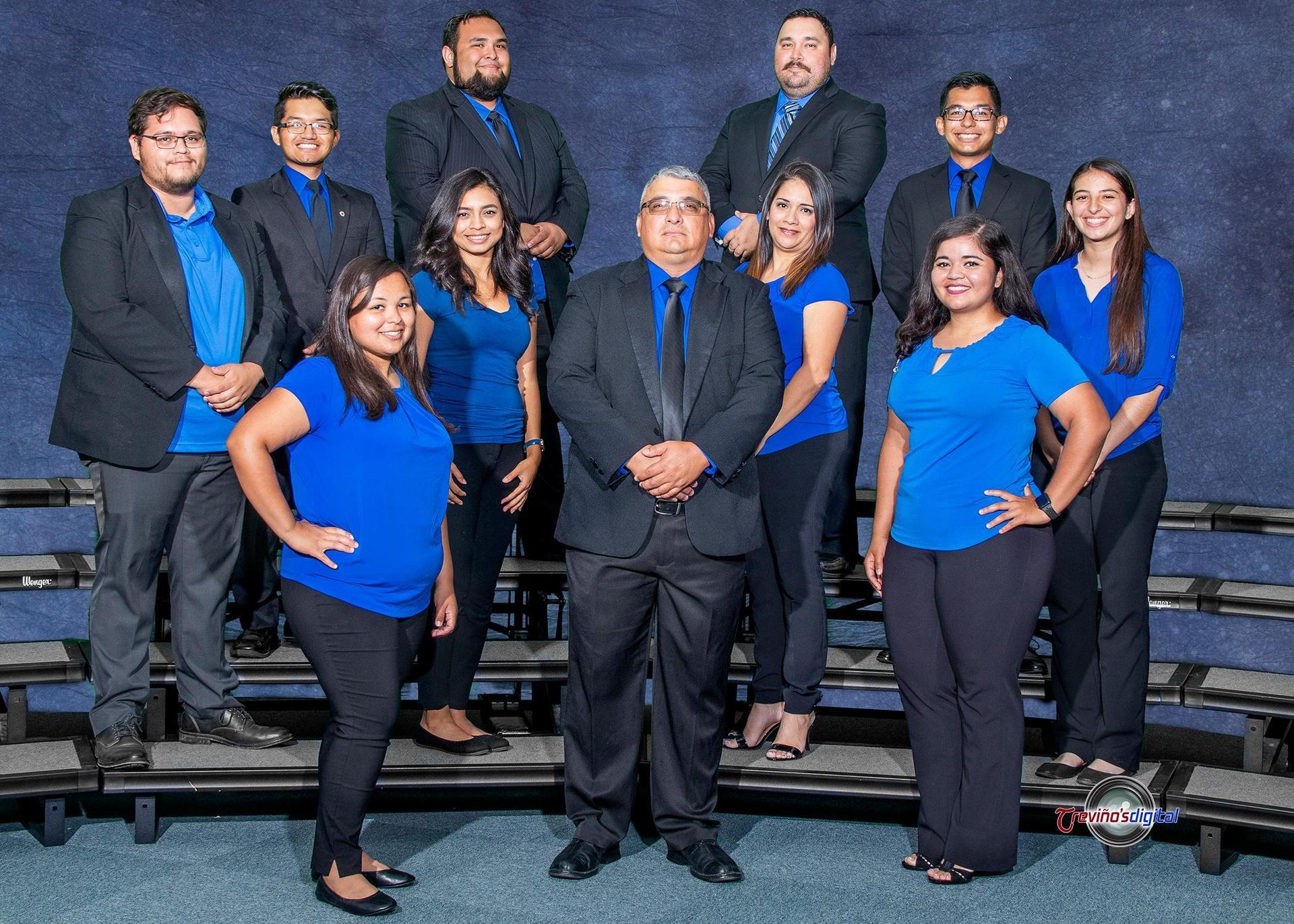 Band Staff & Directors