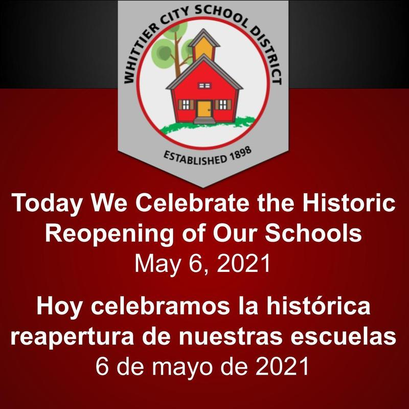 Historic Reopening