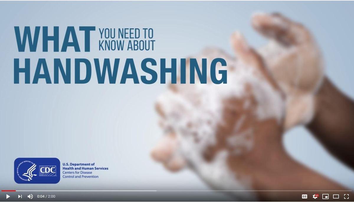 Handswashing Video