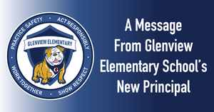 Glenview Elementary graphic.